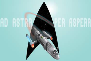 Ad Astra Per Aspera by SumtimesIplaytheFool