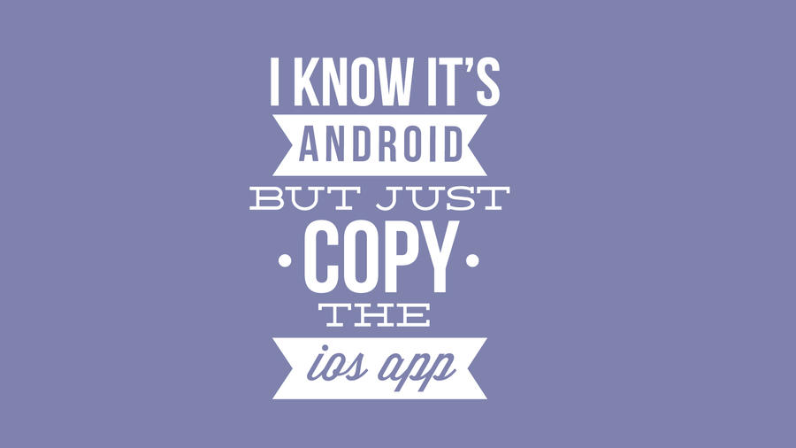Copy iOS by Agnulessa