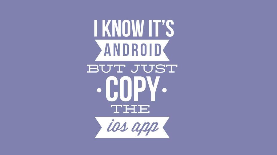 Copy iOS by Agnulessa