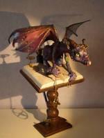 steampunkdragonbook 2 by Dreamkeeperfae