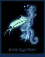 Elemental Dragons: Waterlet by Imasophy