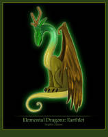 Elemental Dragons: Earthlet by Imasophy