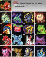 Pokemon Type Meme by Shi-Gu
