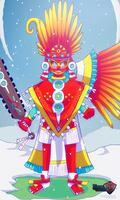 Chicahualizteotl - Poncho God by Shi-Gu