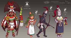 Codex Black - Character Designs 03