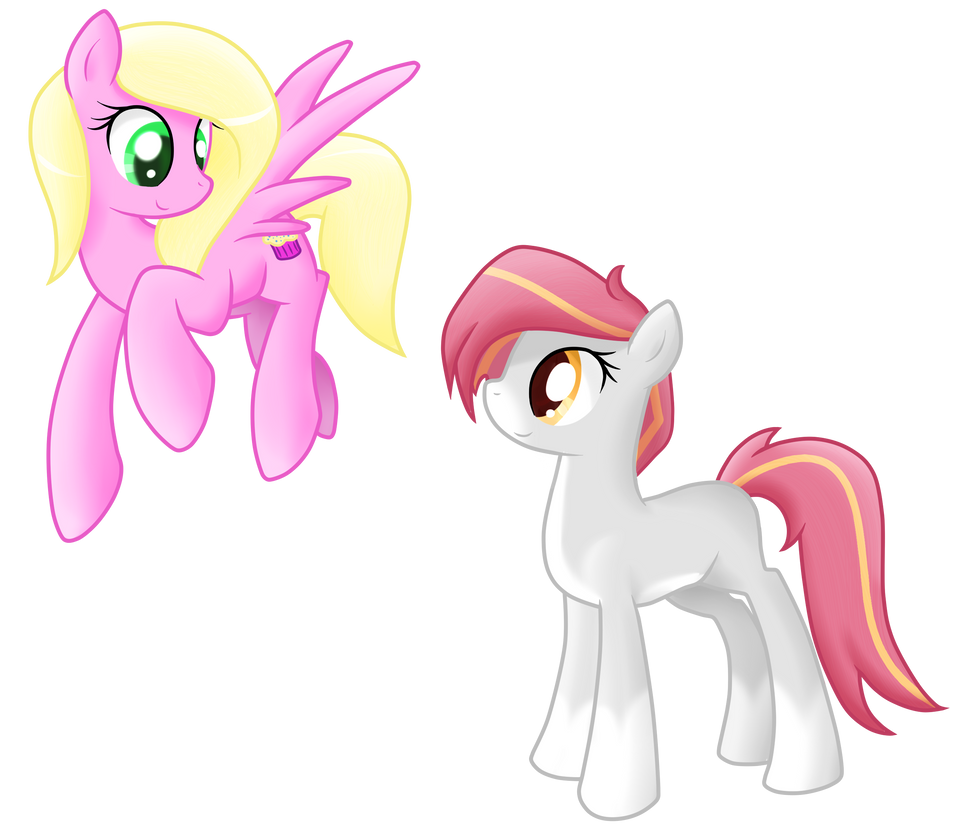 Vanilla and Molly by StaticWave12