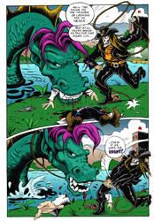 Nessie Strikes