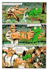 Frog Pursuit