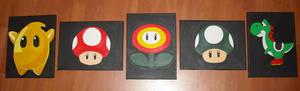 Mario Line up
