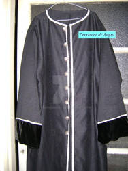 Dark Swordsman Coat detail 1