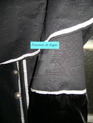 Dark Swordsman Coat detail 2