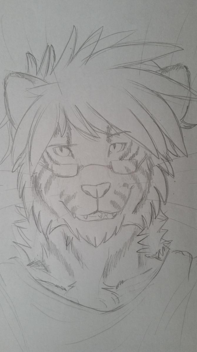 Tiger I by Gebafado