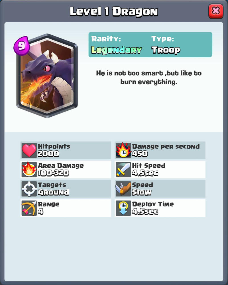 Clash Royale (card idea) by Gebafado