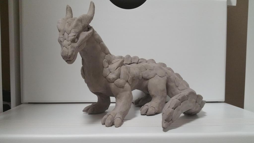 Dragon II by Gebafado