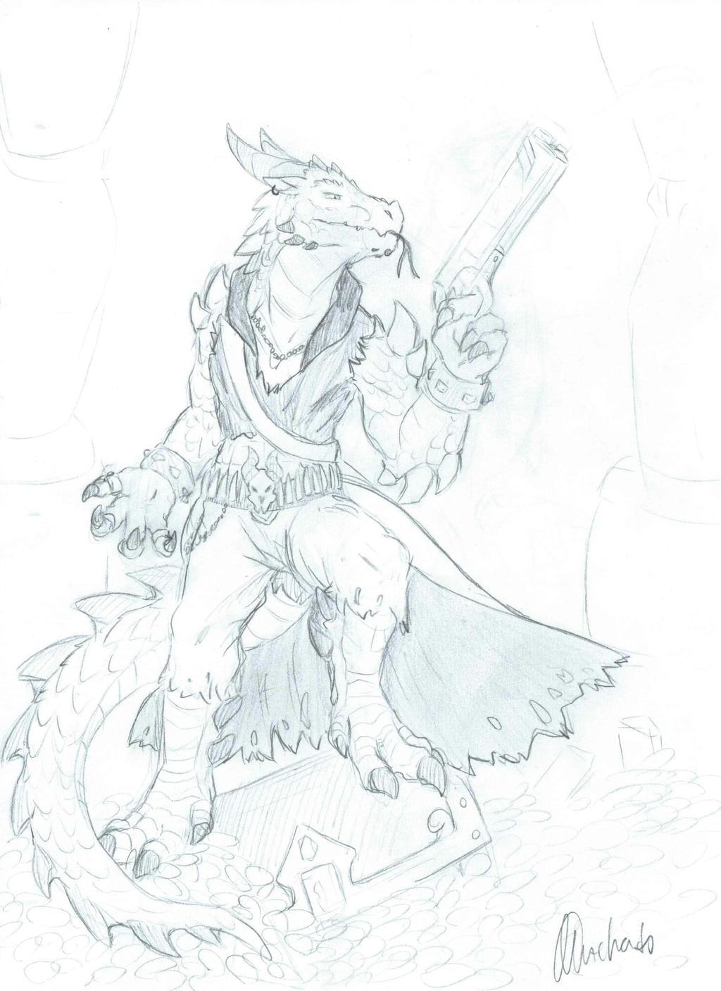 King Slayer by Gebafado