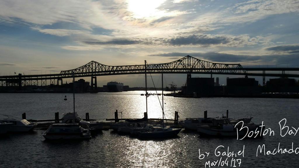 Boston Bay by Gebafado