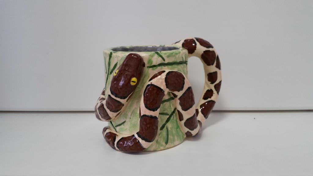 Snake MUG by Gebafado