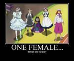 Kuroshitsuji Females