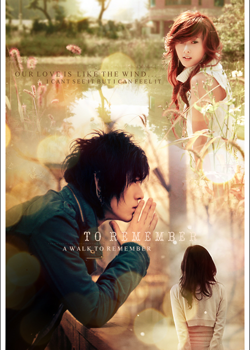 Walk To Remember Movie Asian Version 108