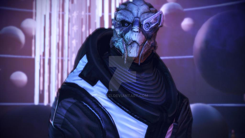 ME3/Citadel DLC: Garrus Vakarian By Padzi On DeviantArt