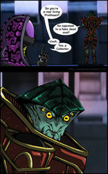 ME3: Real, Living Prothean by Padzi