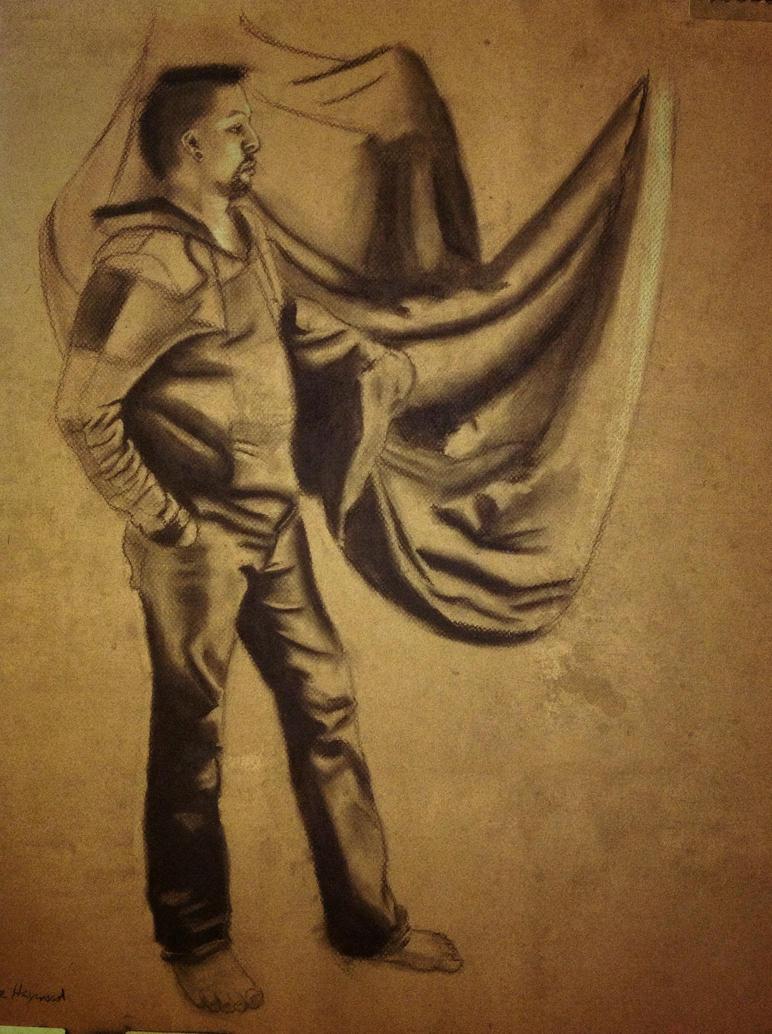Folds Study by HayNateHaywood