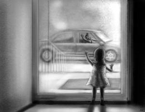 Bye Daddy...