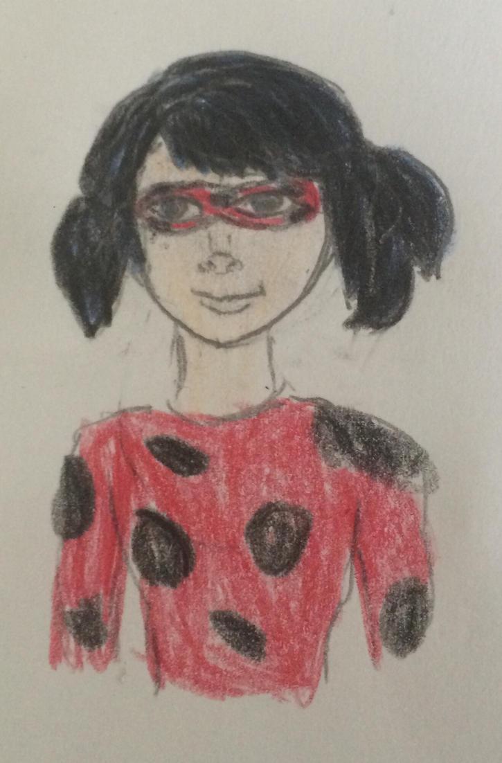 Miraculous Ladybug by Melyrea