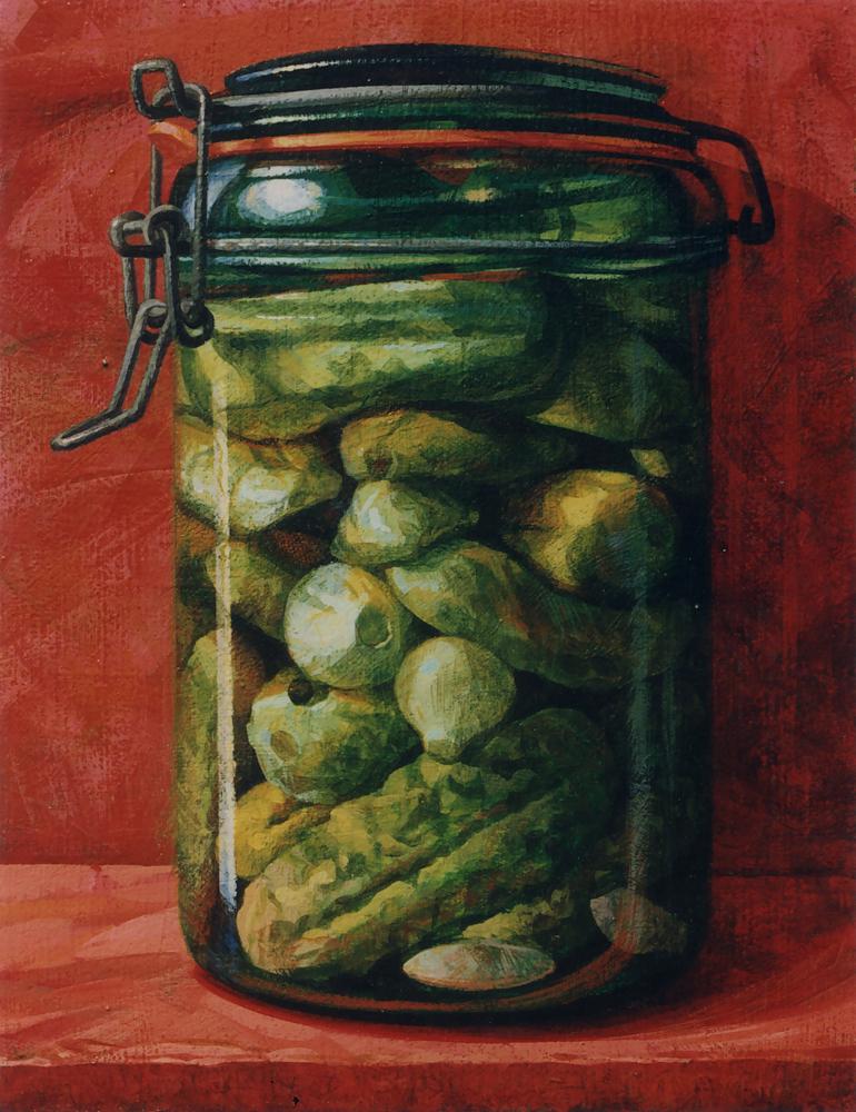 gherkins by bastienmillan