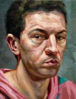 self portrait 2 by bastienmillan