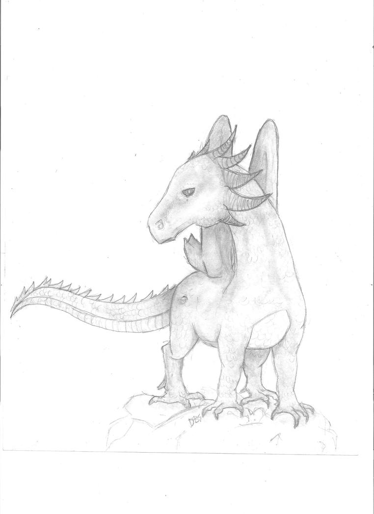 dragons stance by xXPlatinumSkiesXx