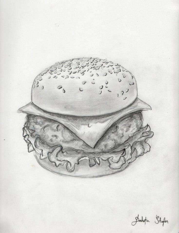 hamburger by xxplatinumskiesxx on deviantart