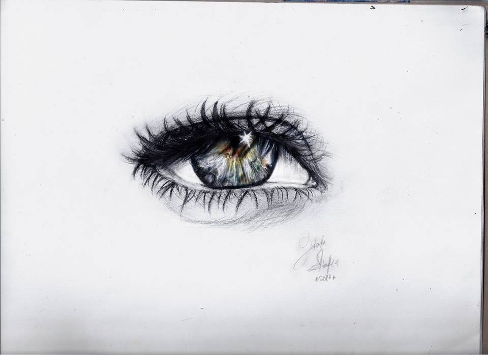 Her eye by xXPlatinumSkiesXx
