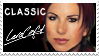 classic lara croft stamp by LeksaArt