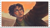 HARRY POTTER STAMP I by LeksaArt