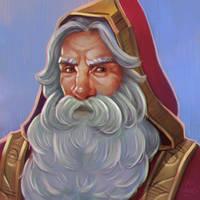 elder by LeksaArt