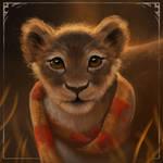 Gryffindor little lion