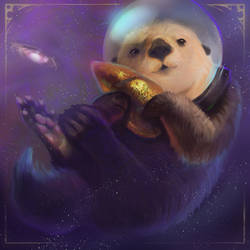 Space Otter