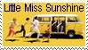 Little Miss Sunshine Stamp by coleymonkey