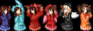 [Myself] Matryoshka Squad!