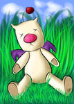 Moogle in the meadows