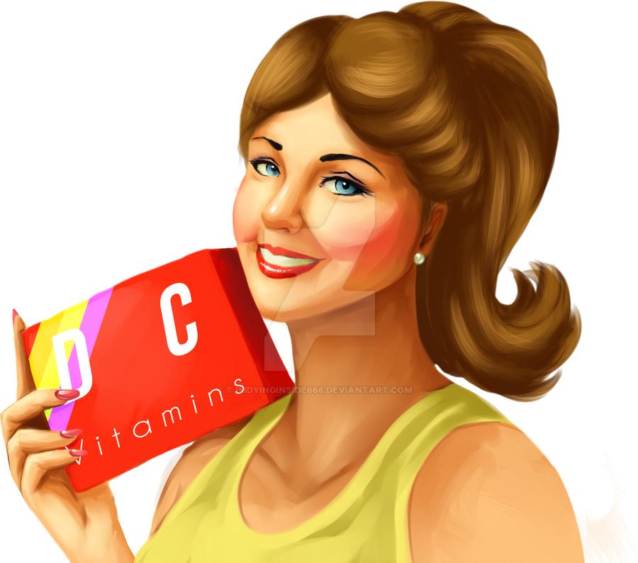 DC vitamins by imdyinginside666