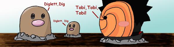 Tobi Tobi Tobi by dagreenbeast62