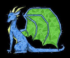 Mosaic Dragon