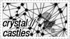 Crystal Castles stamp by cat-mint