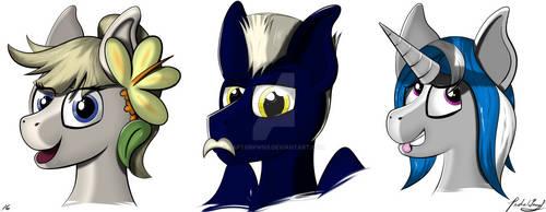 PPC Mascots