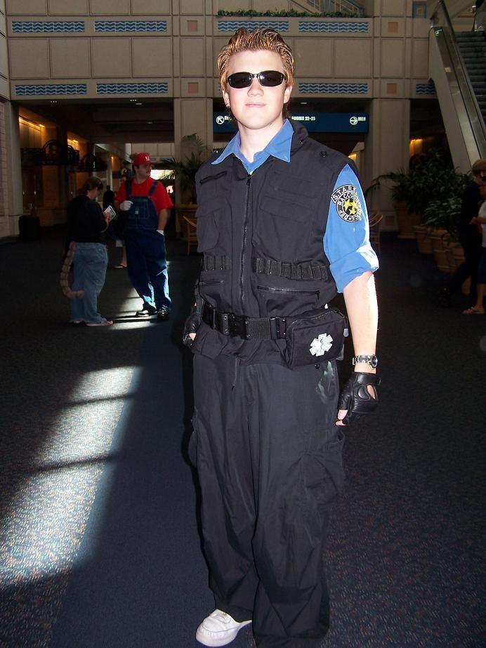 Metrocon 2006 - Resident Evil by SleepyShippo