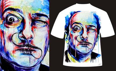 Dreamer T-shirt by Clarae19