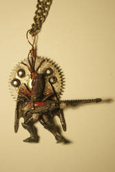 gamer pendant by jaadvyga