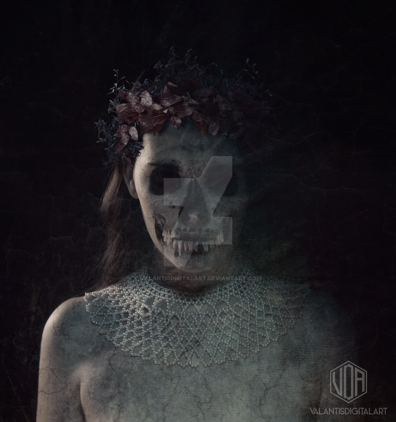 Nocturna Suprematus by ValantisDigitalArt